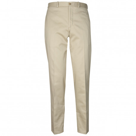 S2 - Pantalon chino - Putty
