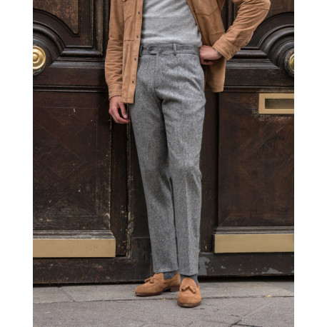 S2 / Classic Cut - Donegal Tweed